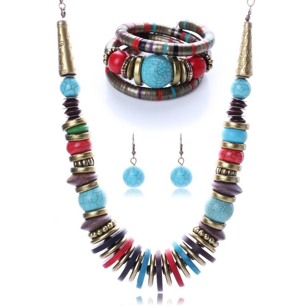 Resin Jewelry Set Resin...