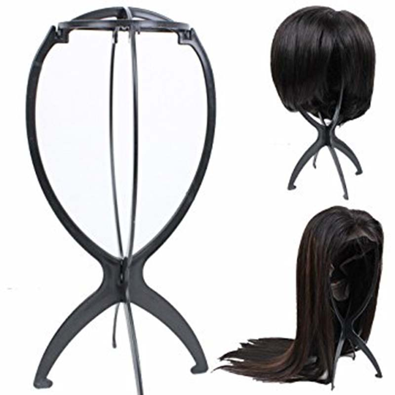 Wig-Hat Head-Holder Display-Tool Hair Dummy Stable Folding Professional