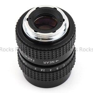 Image 4 - Pixco 25mm F1.4 P/P CCTV soczewka do tv + C mocowanie dla Pentax Q dla Pentax Q S1 Q10 Q7 mft obiektyw