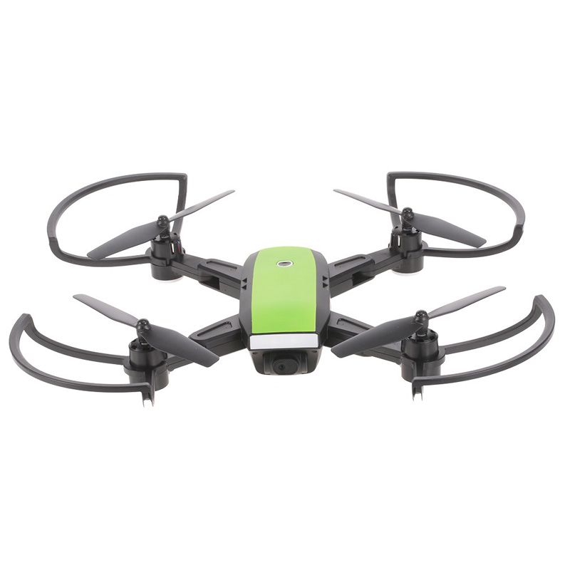 Drone 360 Degree Rolling Selfie Speed Adjustable One Key Take Off Stable 480P/720P Hd Camera With Package Quadcopter(China)