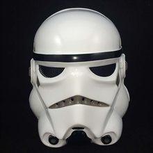 New Star Wars Stormtrooper Darth Vader Full Face Masks Helmet Costume Halloween Superhero Theme Party Cosplay Soldiers Mask(China)