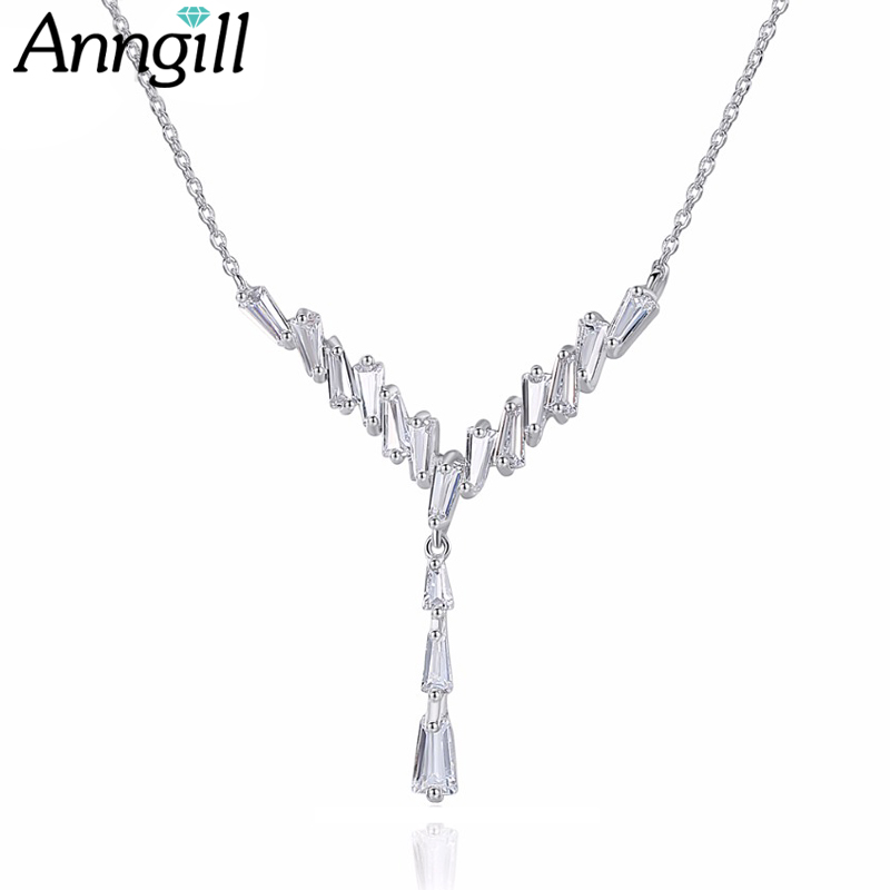 ANNGILL 2018 New Y Style Chain Long Necklaces & Pendants