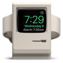 Смарт-часы ремешок для смарт-часов Smartband подставка для наручных часов Apple watch 1/2/3/4 игровой консоли дизайн тумбочке док-станция для зарядки Настольный держатель