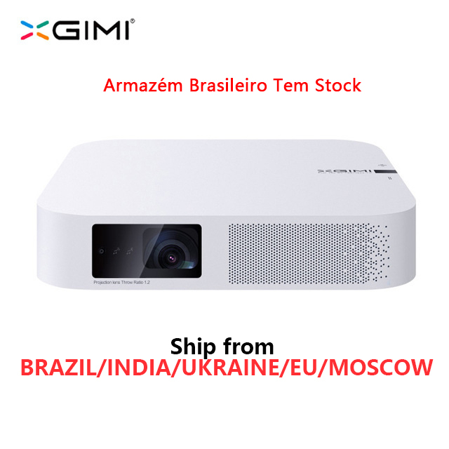 Smart Projecteur XGIMI Z6 Polaire 1080 P Full HD 700 Ansi Lumens LED DLP Mini Projecteur Android 6.0 Wifi Bluetooth maison intelligente Theat