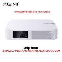 Smart Projector XGIMI Z6 Polar 1080P Full HD 700 Ansi Lumens LED DLP Mini Projector Android 6.0 Wifi Bluetooth Smart Home Theat