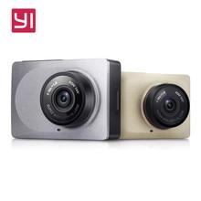 """Yi тире Камера 2.7 """"Экран Full HD 1080 P 60fps 165 градусов широкоугольный Видеорегистраторы для автомобилей автомобиля регистраторы с G-Сенсор Ночное видение ADAS"""