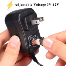 Adjustable Universal Power Adapter
