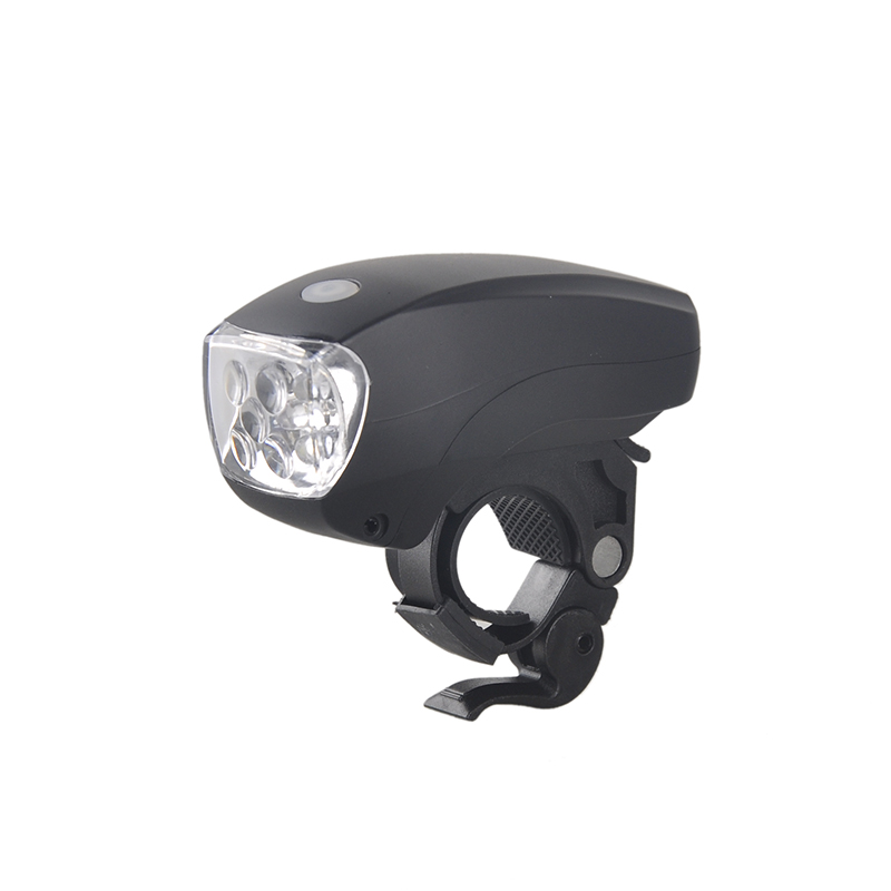 Mountain Bicycle Ultra Bright 5 LED Light Bike Headlight Front Light Safety Lamp