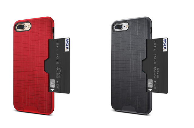 iPhone Case with Card Slot