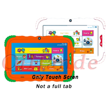 7 zoll Neue Touch Screen für TurboKids S5/turbokidss5 Tablet Anruf Tablet touch panel touch sensor kinder tabletten glas