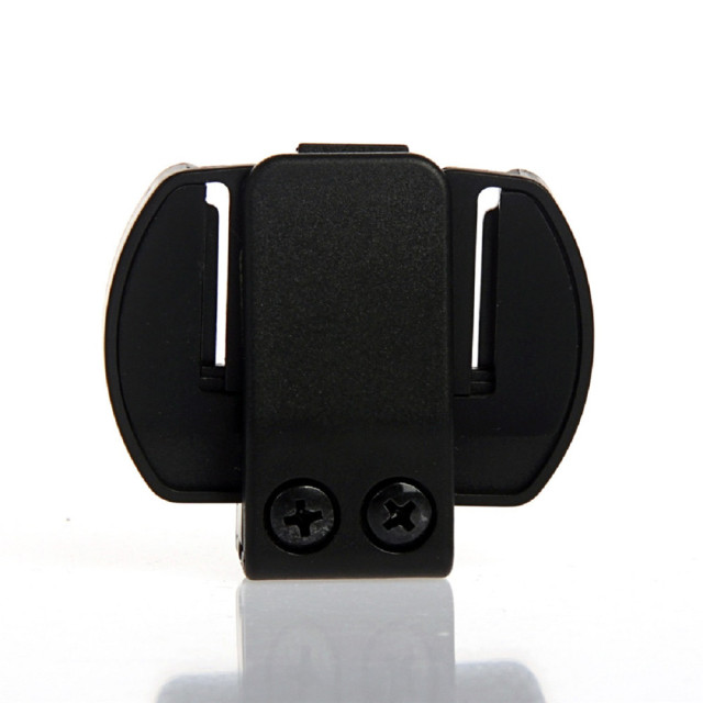 2PCS 3.5MM EJEAS V6 V6 Pro Accessories Earphone Speaker Microphone Clip Motorcycle Helmet Bluetooth Intercom Moto 3