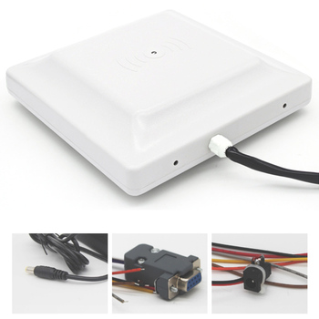 UHF Long Distance Parking System 3-5M UHF RFID Reader
