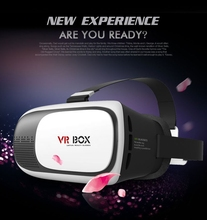 2016 New version 2.0 VR II VR wearing virtual reality glasses 3D 3.5 – 6 inches smart phone for samsung for htc for huawei phone
