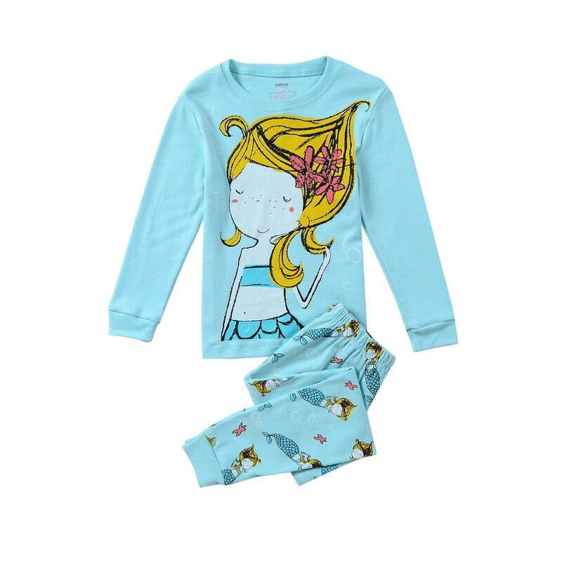 Popular Mermaid Pajamas-Buy Cheap Mermaid Pajamas lots from China ...