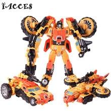 Big Size Anime Dinosaur Deformation Robot  Toys Action Figure Plastic Toys Movie 4 Juguetes Model Boys Toys Christmas Gifts