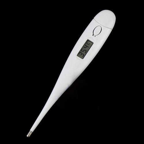 Новый Детский Взрослый ЖК-медицинский термометр измеритель температуры жар измерение горячей