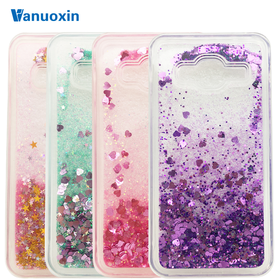 Cellphones & Telecommunications Strong-Willed Sfor Fundas Samsung Galaxy J3 2016 Case For Coque Samsung J3 2016 J310 Case Cover Liquid Dynamic Sand Silicone Soft Tpu Cases Elegant And Graceful Half-wrapped Case