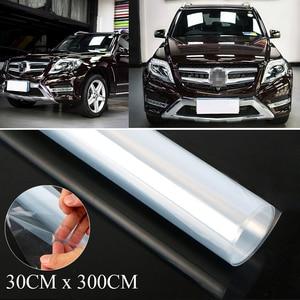 Image 2 - 11x118 투명 페인트 보호 비닐 필름 포장 투명 자동차 페인트 쉴드 새로운