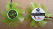 PLD05010S12H 12V 0 20A pitch 39 mm diameter 45mm label graphics card fan