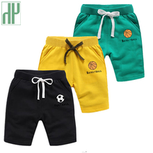 Baby Boys Shorts Summer Childrens Cotton Sports Toddler Beach Kids Short Motion Pants Trousers 1-12 Years