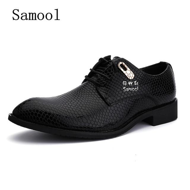 quality design 5329b f5440 SAMOOL-los-zapatos-de-moda-vestido-formales-del-Mens-cl-sicos-zapatos -Oxford-hombres-de-cuero.jpg 640x640.jpg