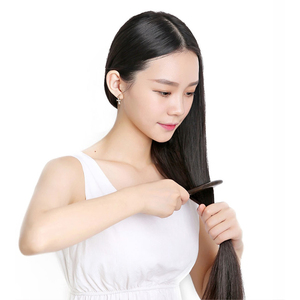Image 4 - Best Gift Youpin Xinzhi Healthy Natural Log Comb No Static Pocket Wooden Comb Hand Made Professional Hair Styling Tool For Woman