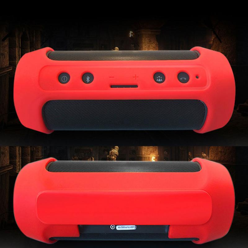 Portable Speaker Silicone Protect Case For JBL Charge 2/Charge2+  Bluetooth Speaker