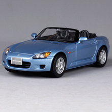 Maisto 1:18 HONDA S2000 Roadster Diecast Model Car Toy New In Box Free Shipping 31879