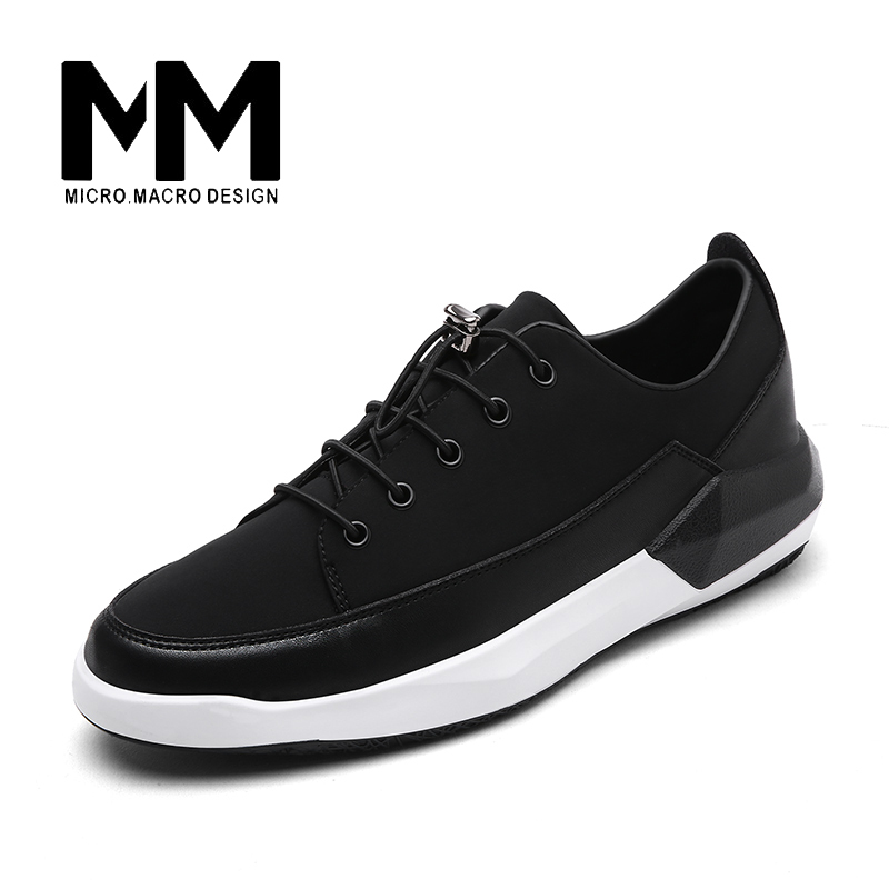 MICRO. MACRO Men Casual Shoe 2017 Spring New Design Light weight Breathable Comfortable Mesh Trainers shoe Flats men shoe 1705 micro micro 2017 men casual shoes comfortable spring fashion breathable white shoes swallow pattern microfiber shoe yj a081