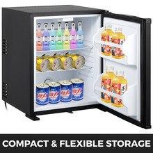40 L refrigerador de absorción portátil 12 V Mini enfriador funcionamiento silencioso