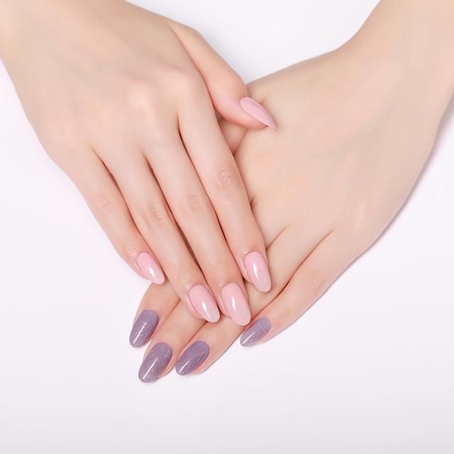 LILYCUTE 7ml Glitter UV Gel Nail Polish
