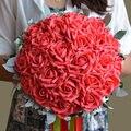 Пользовательские Искусственный Природный Свадебные Цветы Ручной Работы Свадебные Букеты Невесты Альтернативные Keepsake Свадебный Букет FW202