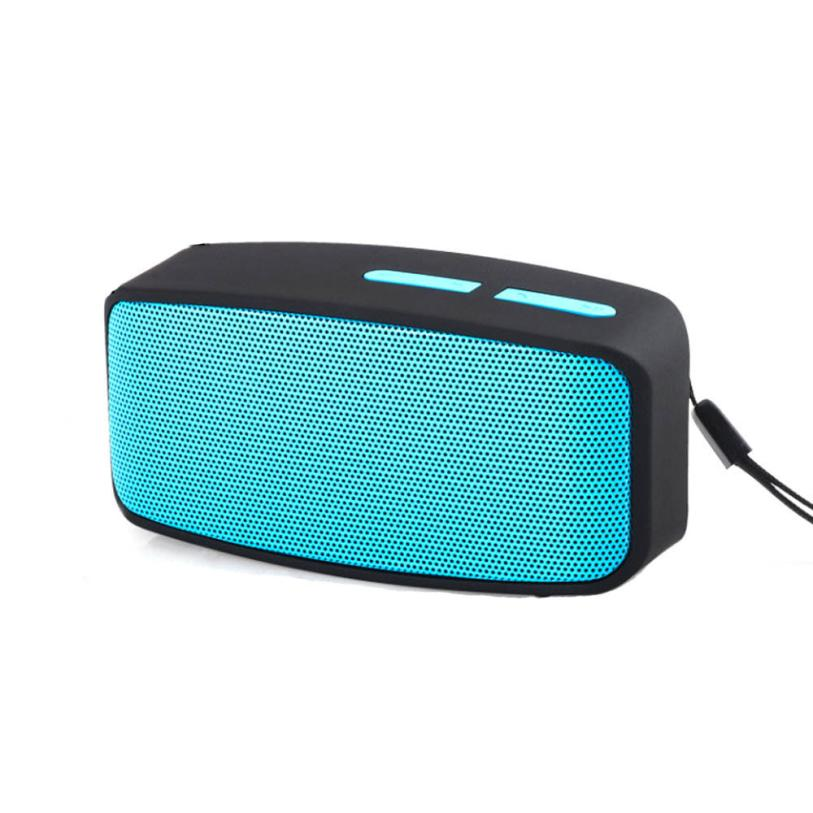 Portable Wireless Bluetooth Stereo FM Speaker For Smartphone Tablet Laptop Nov.6 Audio portable