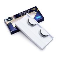 1 Pair High Quality False Eyelash 3D Mink Naturally Eyelash For Makeup Professional Eyelash Extensions