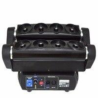 8pcs Lot 36x18W LED Moving Head Wash Zoom DMX Stage Light 6in1 Rgbaw Uv Led Zoom