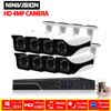 Big Promotion 8CH CCTV System 960H HDMI DVR 1000TVL Outdoor Weatherproof CCTV Camera Set Home Security