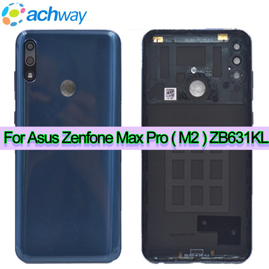 ZenFone Max Pro M2 /ZB631KL Back Battery Cover