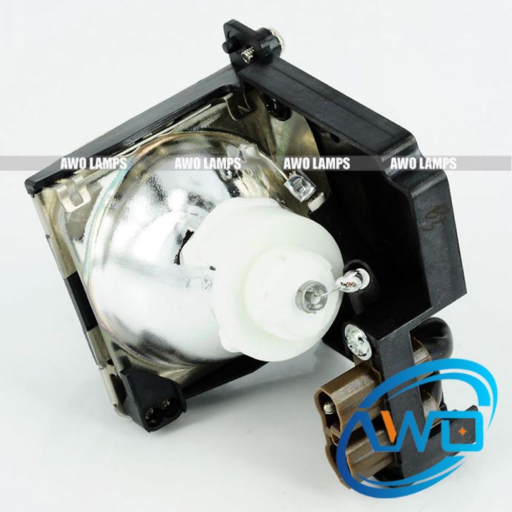 AWO 호환 프로젝터 램프 VLT-XD205LP MITSUBISHI SD205 / XD205 - 가정용 오디오 및 비디오 - 사진 3