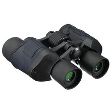 60X60 Folding Binoculars Night Vision For Outdoor Bird Watching Travelling Hunting Camping Dark Blue Double Red Telescope