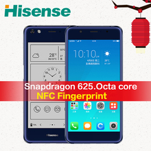 "Get more info on the Hisense A2 Pro double screen mobile phone 4G LTE FDD 5.5""Color 64G ROM Cell Smartphones cellular telephone NFC fingerprint"
