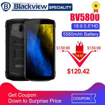 Blackview BV5800 Smartphone 5,5
