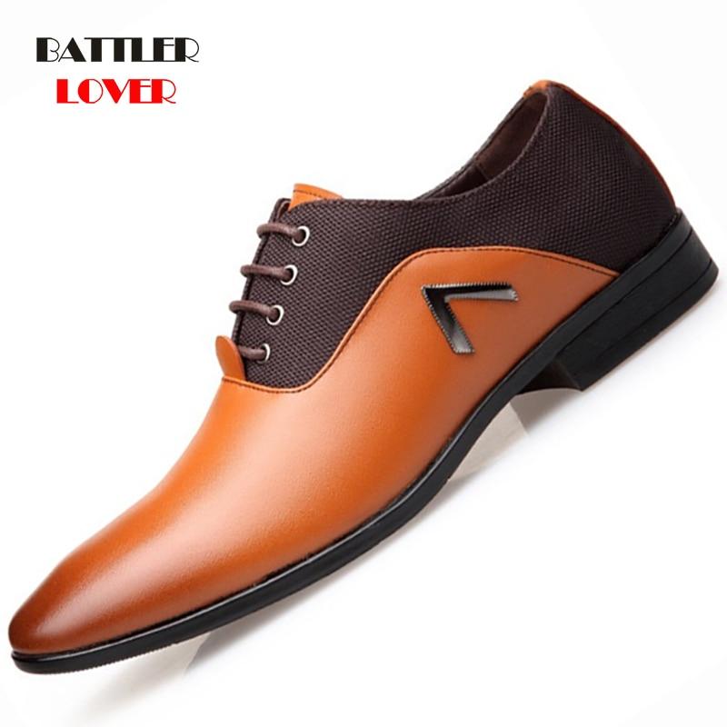 Luxury Shoes for Men Popular Men
