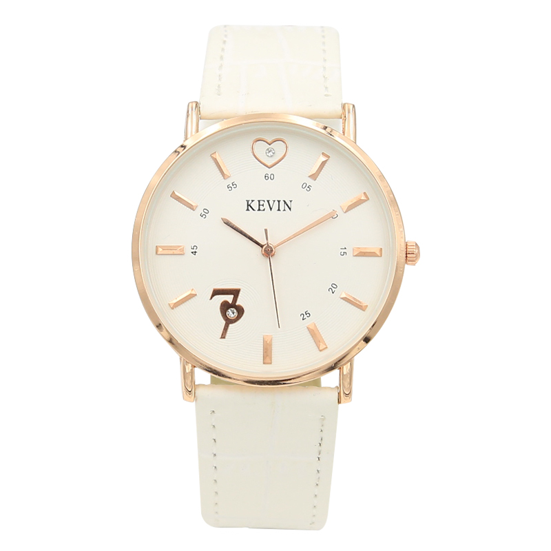 Brand Men Women Fashion Simple Quartz Watch New Hand Couples Table Clock Real Leather Fashion Casual Wristwatches Hot Sale Gift