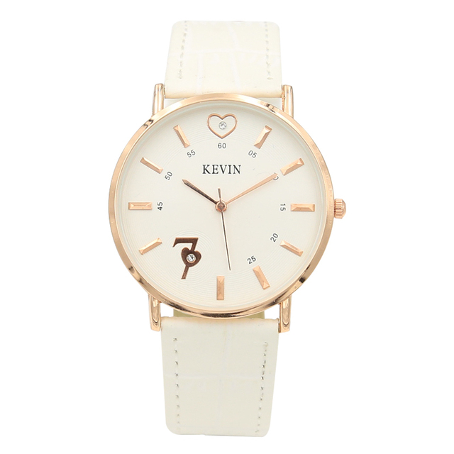 Brand Men Women Fashion Simple Quartz Watch New Hand Couples Table Clock Real Le