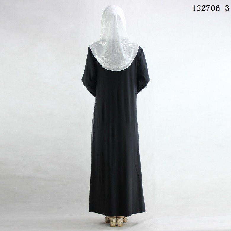 08bb69be5d7f1 الحفر الساخنة مسلم اللباس النساء فساتين طويلة الأكمام الطويلة ...