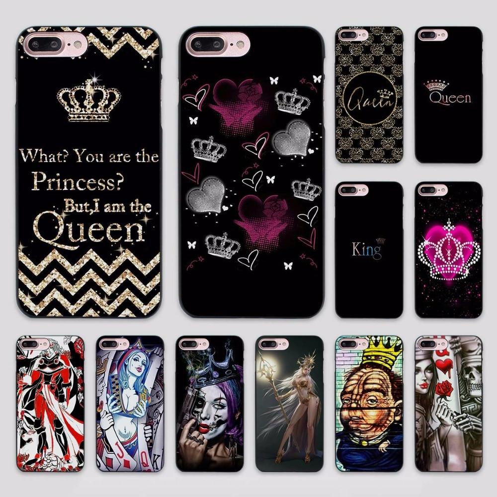 iphone 7 queen phone case