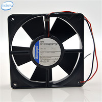 Ebm 4314 Axial Server Cooling Fan DC 24V 0.21A 5W 2800RPM 12038 12cm 120*120*38mm 2 Wires