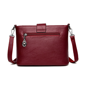 Image 5 - bags for women 2020 Womens luxury Messenger bag designer ladies bag 2018 casual shoulder bags wild small square