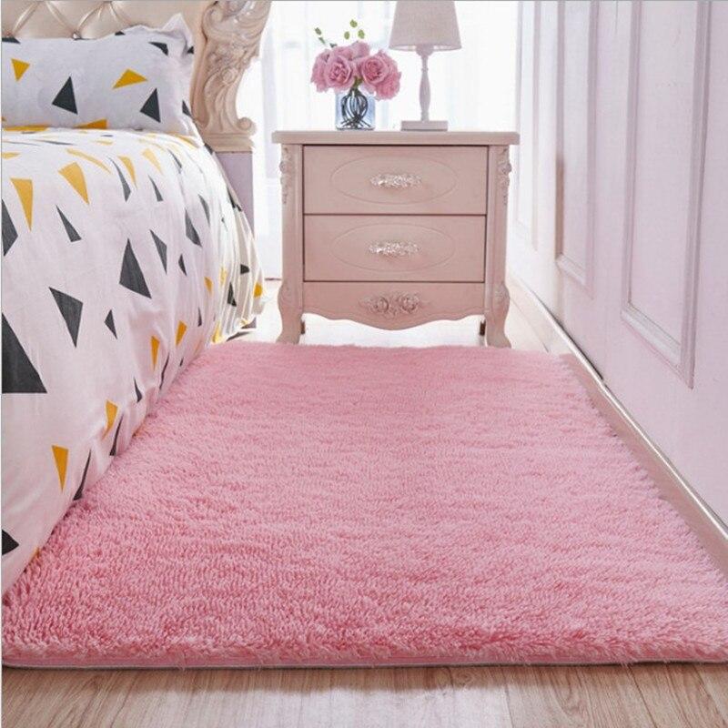 Modă de înaltă calitate super covor moale / podea covor / zona de - Textile de uz casnic