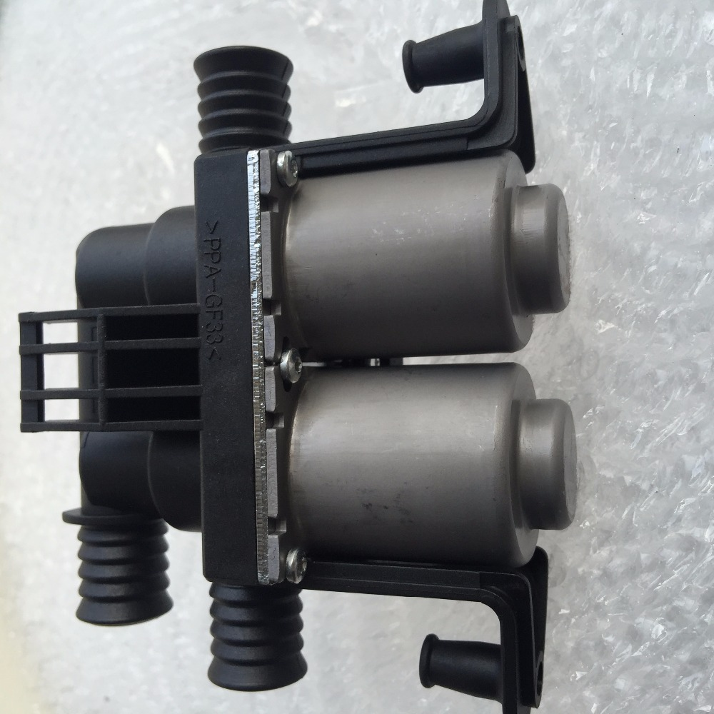 Válvula De Controle De aquecedor para BMW 64128374995 e39 1147412137 1998 2006 530-540 E53 X5 de Água HVAC